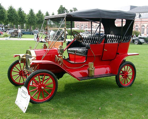 Ford-Model-T-1927