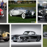 Top Classic Mercedes Cars – All Time Hit