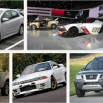 Top 10 cars of Nissan