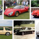 Top 10 Classic Cars Of All Time