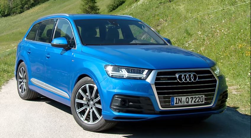Audi Q7 S-line FULL REVIEW